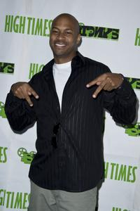 Finesse Mitchell at the High Times Magazine's 8th Annual Stony Awards.