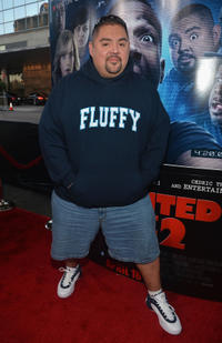 Gabriel Iglesias at the California premiere of