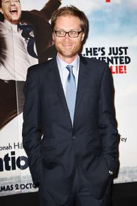 Stephen Merchant at the gala screening of