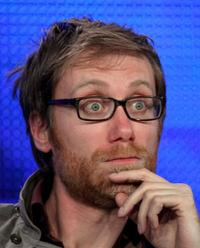 Stephen Merchant at the HBO portion of 2010 Television Critics Association Press Tour.