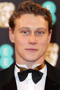George MacKay at the 70th EE British Academy Film Awards in London.