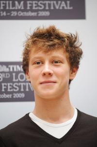 George MacKay at the photocall of
