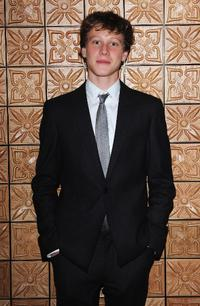 George MacKay at the after party of