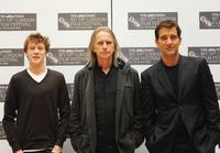 George MacKay, Scott Hicks and Clive Owen at the photocall of