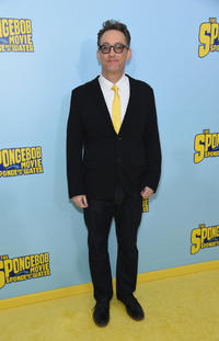Tom Kenny at the New York World premiere of
