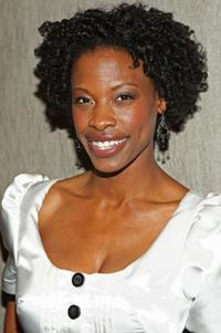 Karimah Westbrook at the premiere of
