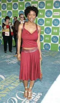 Karimah Westbrook at the 20th IFP Independent Spirit Awards.