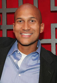 Keegan-Michael Key at the FOX Broadcasting Company Upfront in New York.