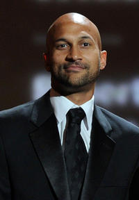 Keegan-Michael Key at the 41st NAACP Image Awards in California.