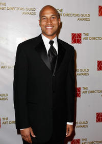 Keegan-Michael Key at the 12th Annual Art Directors Guild Awards in California.