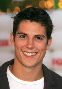Sean Faris at Fox All-Star Television Critics Association party in Santa Monica.