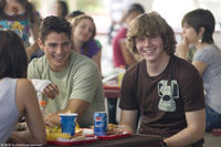 Sean Faris and Evan Peters in