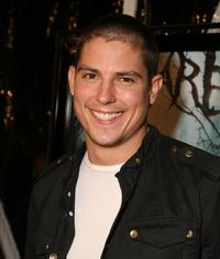 Sean Faris at the premiere of