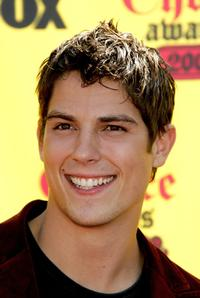Sean Faris at the 2005 Teen Choice Awards.