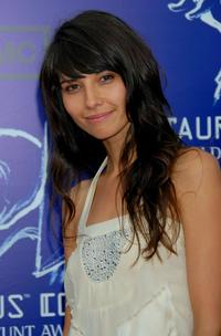 Tamara Feldman at the 7th Annual Taurus World Stunt Awards.