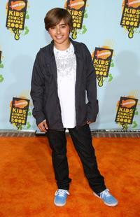 Jansen Panettiere at the Nickelodeon's 2008 Kids' Choice Awards.