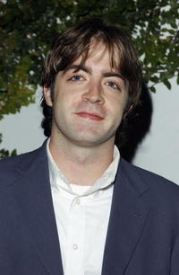 Derek Waters at the Fox TV Emmy After Party in West Hollywood.