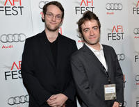 Producers John Kaulakis and Derek Waters at the California premiere of