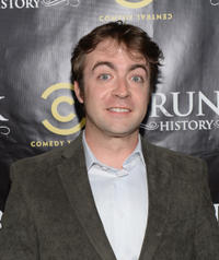 Derek Waters at the California premiere of