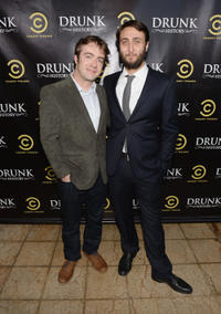 Derek Waters and Jeremy Konner at the California premiere of