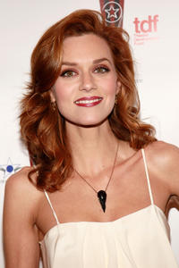 Hilarie Burton at the 26th Annual Lucille Lortel Awards in New York.