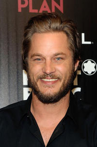 Travis Fimmel at the Montblanc And The Cinema Society With Mastro Dobel & Kim Crawford Wines Host A Screening Of Sony Pictures Classics' Maggie's Plan at Landmark Sunshine Cinema.