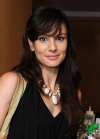 Sarah Wayne Callies at the 2011 DPA Golden Globes Gift Suite.