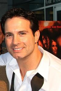 Michael Guarnera at the premiere of