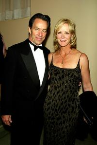 Joanna Kerns and Marc Appleton at the Museum of Television & Radio's annual Los Angeles Gala.