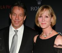 Marc Appleton and Joanna Kerns at the Los Angeles Philharmonic Opening Night Gala.
