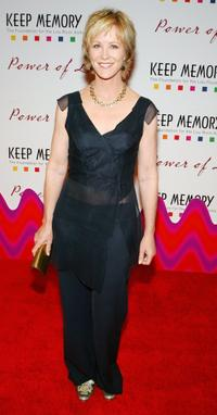 Joanna Kerns at the Keep Memory Alive Foundation's 10th annual gala.