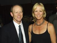 Joanna Kerns and Ron Howard at the 75th Anniversary Gala.