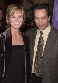 Joanna Kerns and her husband Marc Hamilton at the 10th Annual
