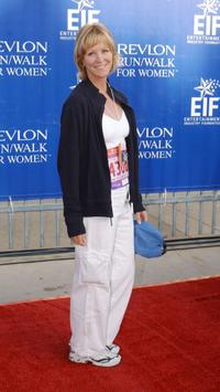 Joanna Kerns at the 9th Annual Revlon Run/Walk for Women.