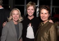 Ames Cushing, Joanna Kerns and Patti Skouras at the opening night gala of the Alvin Ailey American Dance Theater.