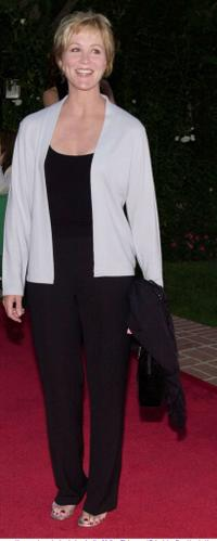 Joanna Kerns at the fundraiser for the Motion Picture and Television Fund.