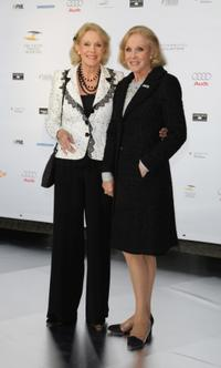 Alice Kessler and Ellen Kessler at the Echo Klassik Awards.