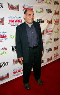 Irwin Keyes at the world premiere of