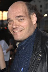 Irwin Keyes at the premiere of