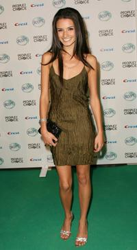 Alice Greczyn at the 34th Annual Peoples Choice Awards Nominations Announcements and Party.