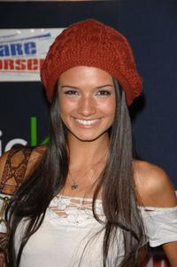 Alice Greczyn at the Declare Yourself 2008 Celebrates 18.