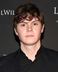 Evan Peters at the California special screening of