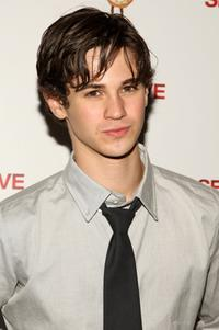 Connor Paolo at the special screening of