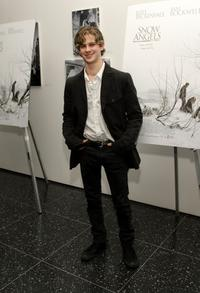 Connor Paolo at the screening of
