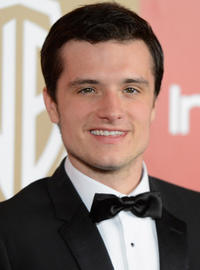 Josh Hutcherson at the 14th Annual Warner Bros. and InStyle Golden Globe Awards after party in Bevery Hills.