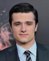 Josh Hutcherson at the California premiere of