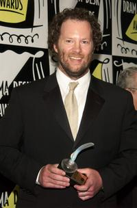 Shuler Hensley at the 47th Annual Drama Desk Awards.