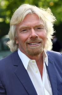 Richard Branson at the Nelson Mandelas 90th Birthday dinner.