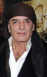 Feroz Khan at the premiere of