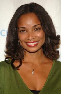Rochelle Aytes at the Glam Slam 06' party.